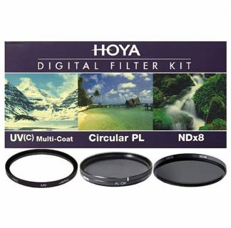 Светофильтр Hoya Digital Filter Kit 52mm 245239