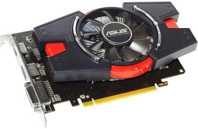 Видеокарта ASUS Radeon HD6670 1GB EAH6670/DIS/1GD5