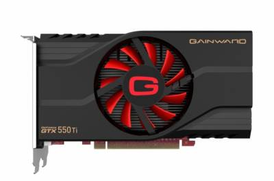 Видеокарта Gainward GeForce GTX550Ti 1GB 426018336-2050