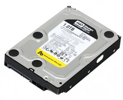 Внутренний HDD/SSD Western Digital RE4 1TB 7200RPM 64MB WD1003FBYX