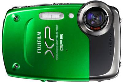 Фотоаппарат Fujifilm FinePix XP30 (Green) 16138615