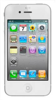 Смартфон Apple iPhone 4 32Gb White