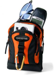 Dicota ActivPac (Orange) 5518 , N_50673