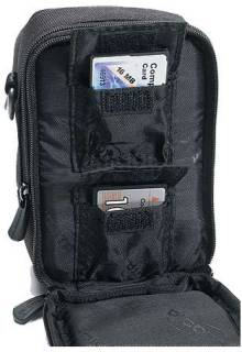Dicota CamPocket Look (Black) N/16208P