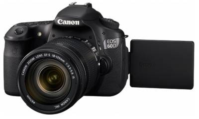 Фотоаппарат Canon EOS 60D 18-135 EFS IS Kit 4460B105AA