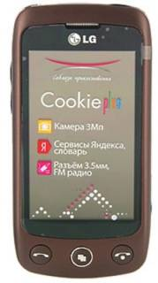 Смартфон Lg GS-500 (Brown) GS 500 BR