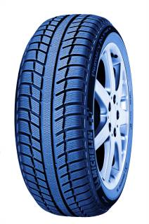 Шина Michelin Primacy Alpin PA3 205/55 R17 95H XL