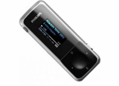 MP3 плеер Philips GoGear Mix 2Gb black SA3MXX02K/02