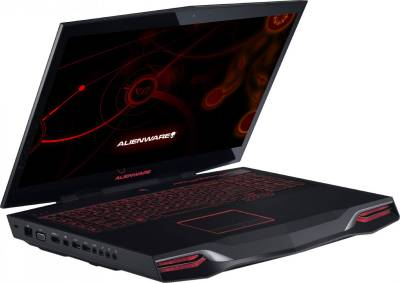 Ноутбук Dell Alienware M18x 210-36128-Black