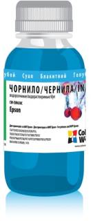 Чернила ColorWay Чернила Epson TX650 (Cyan) CW-EW650C01 6942941815296