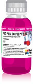 Чернила ColorWay Чернила HP 134/135 (Magenta) CW-HW350M01
