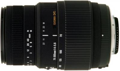 Объектив Sigma 70-300 mm f4-5,6 DG OS for Canon