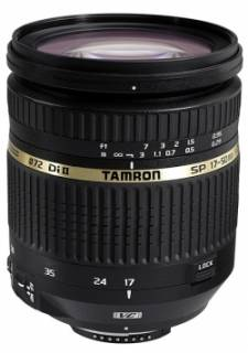 Объектив TAMRON AF SP 17-50 mm f2,8 XR Di-II LD Aspherical IF VC for Canon