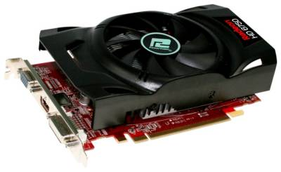 Видеокарта PowerColor Radeon HD6750 1GB AX6750 1GBK3-H