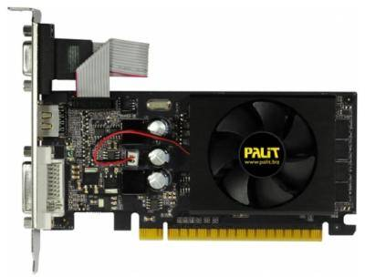 Видеокарта Palit GeForce GT520 2GB NEAT5200HD46