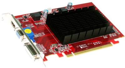 Видеокарта PowerColor Radeon HD6450 512MB AX6450 512MK3-SH