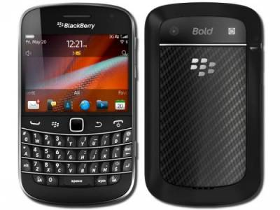 Смартфон BlackBerry Bold 9900 Black
