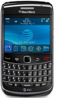 Смартфон BlackBerry Bold 9700 (Black) 9700 Black