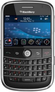Смартфон BlackBerry Bold 9000 (Black) 9000 Black