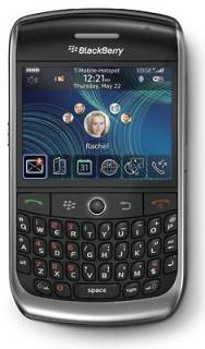 Смартфон BlackBerry Curve 8900 (Black) 8900 Black