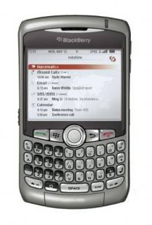 Смартфон BlackBerry 8310 Curve (Grey) 8310 Grey