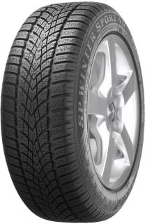 Шина Dunlop SP Winter Sport 4D 205/55 R16 91H