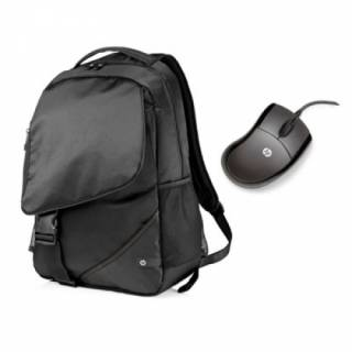 Мышка HP mouse HP Backpack Value Kit WW553AA