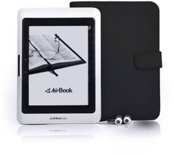 Электронная книга Airbook Liber (White)