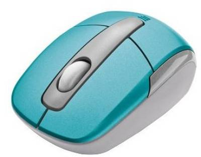 Мышка Trust Wireless Mini Mouse (Blue) 16856
