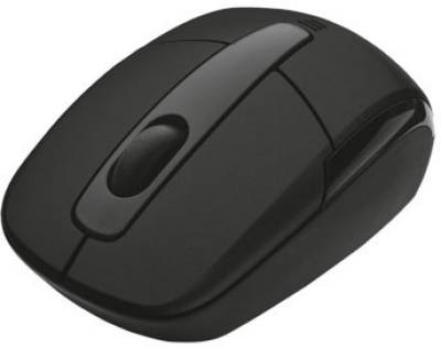 Мышка Trust Eqido Wireless Mini Mouse Black 16343