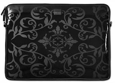 ACME MADE  Smart Laptop Sleeve PC16 (Wet Black) AM00876