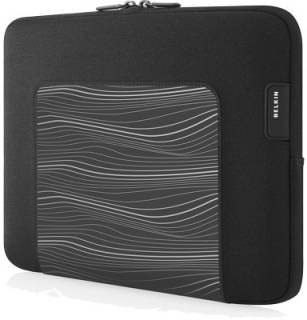 Belkin Grip Sleeve iPad (Black) F8N278CW