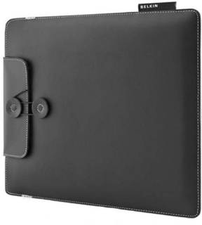 Belkin Ultra Thin Envelop  iPad 2 (Black) F8N377CW