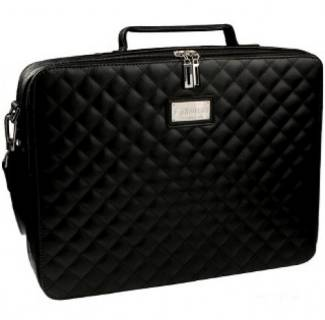 KRUSELL Coco slim laptop case (Black Grey) 71139
