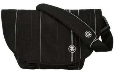 Crumpler Messenger Boy Stripes 3000 (Black) MBSTR3000-001