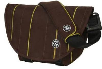Crumpler Messenger Boy Stripes 3000 (mahogany) MBSTR3000-004