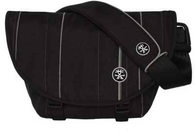 Crumpler Messenger Boy Stripes 4000 (Deep Black) MBSTR4000-001