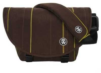 Crumpler Messenger Boy Stripes 4000 (mahogany) MBSTR4000-004