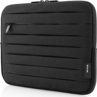 Belkin Pleated Sleeve (Black) F8N372cwBKW