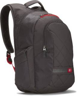 CASE LOGIC Notebook Sporty Backpack (Gray Anthracite) DLBP116G