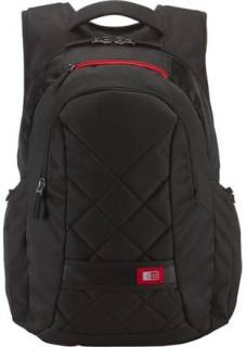 CASE LOGIC Notebook Sporty Backpack (Black) DLBP116K
