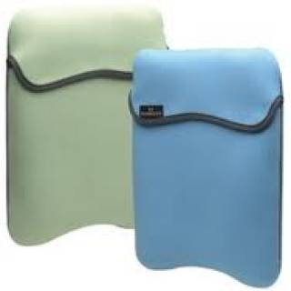 Intracom Manhattan Sleeve for TabletPC (Green/Blue) 439510