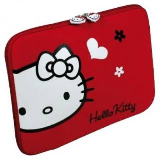 PORT case Designs HELLO KITTY (Red) HKNE13RE