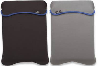 Intracom Manhattan Notebook Sleeve (Black)  421843