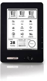 Электронная книга PocketBook 602 Black Standard