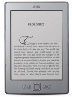 Электронная книга Amazon Kindle 4 Kindle 4 Grey