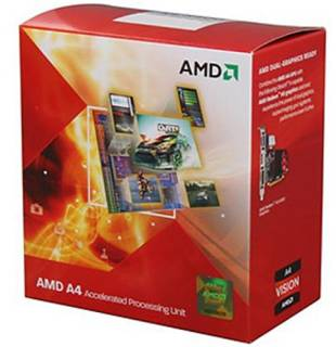 Процессор AMD A4-3400 AD3400OJGXBOX