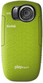 Видеокамера Kodak Playsport ZX5 Green 1368760