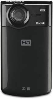 Видеокамера Kodak pocket Zi8 black 1402437