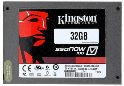 Внутренний HDD/SSD Kingston SV100S2D/32G
